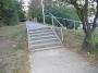 Set 7 trepte, double set, rail