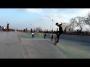 """Alexandru Costin - 50-50 KickflipOut @ Bucuresti 'Skatepark Tineretului"""""""